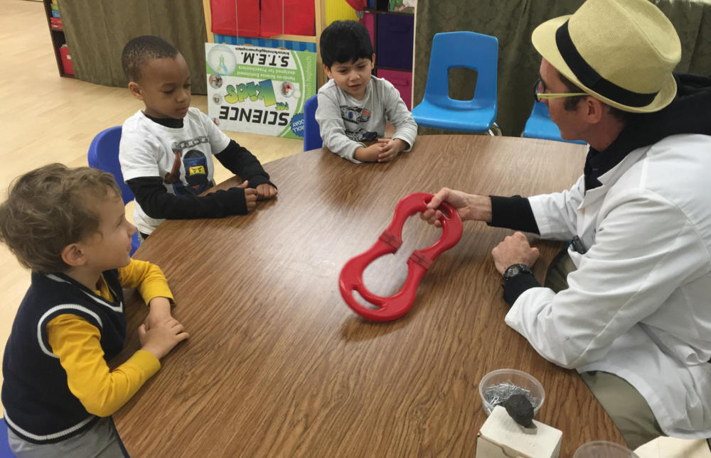 A Head Start With Speech and Language