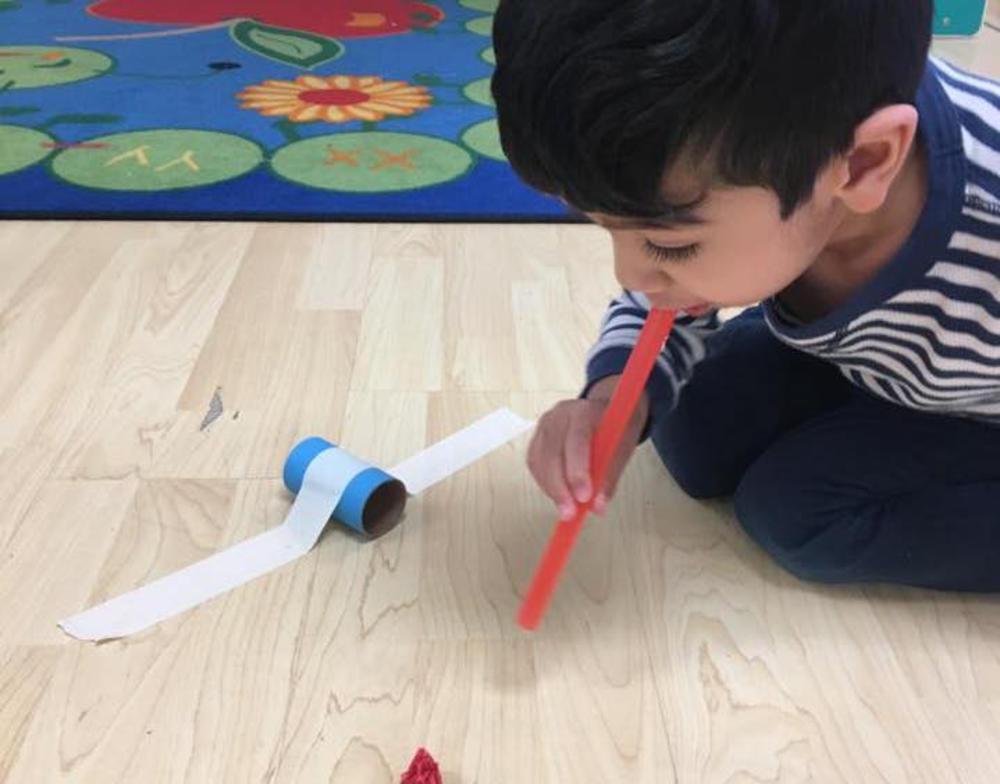 Mastering The Basics Through Fun And Play