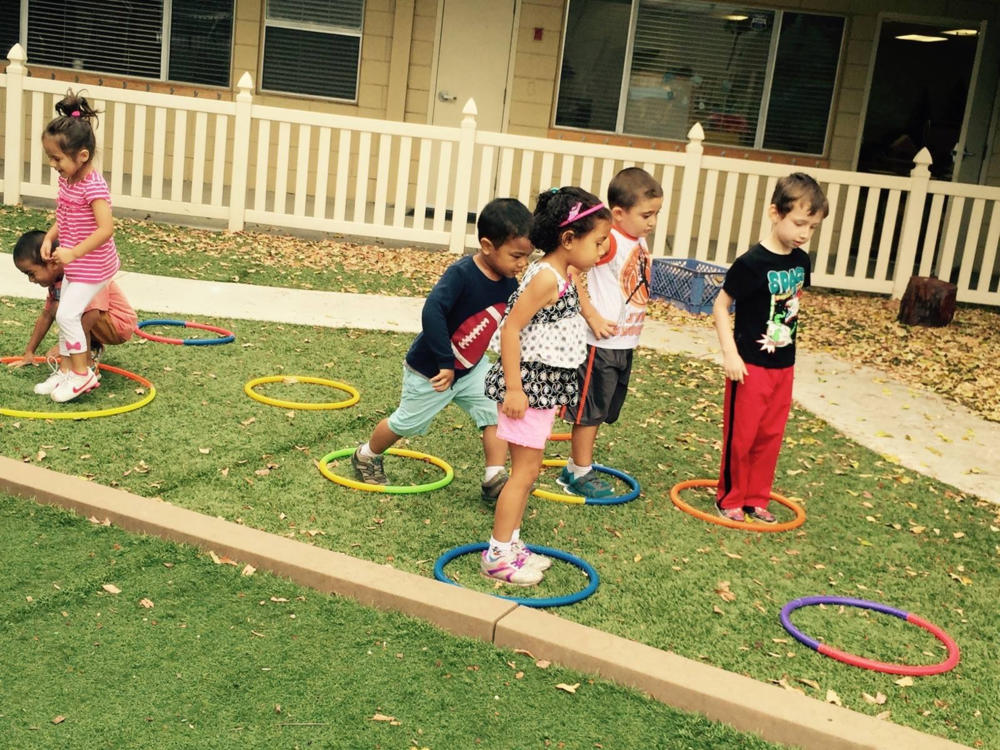 Outdoor Play Every Day