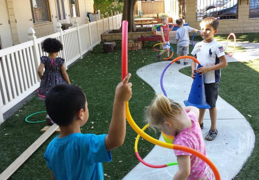 Regular Outdoor Play For Brain Breaks